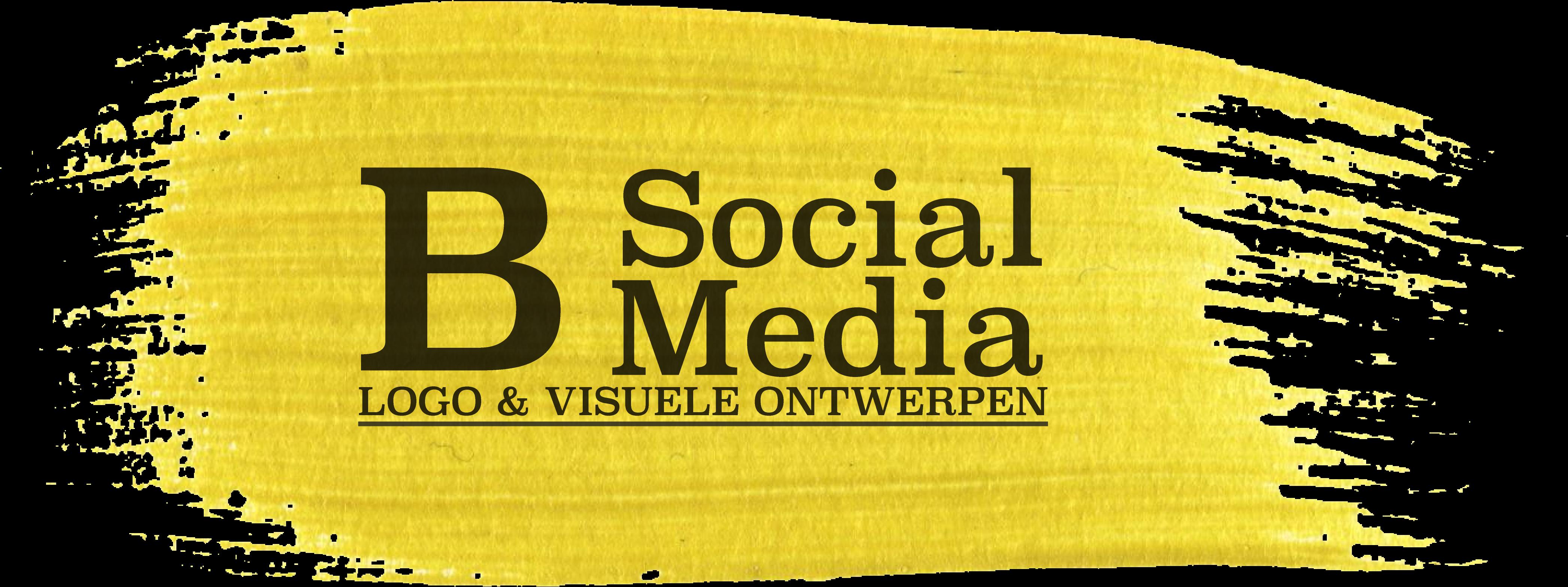 Logo B social media