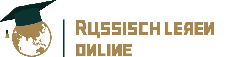 Russisch leren online logo